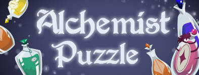 Play free game Alchemist Puzzle