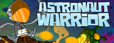 Play free game Astronaut warrior