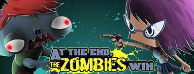 Play free game At the end, zombies win