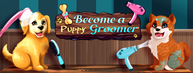 Play free game Become a Puppy Groomer
