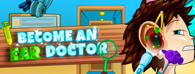 Play free game Become an Ear Doctor