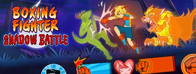 Play free game Boxing Fighter : Shadow Battle