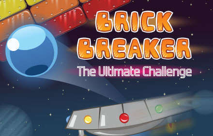 banner-Brick Breaker : The Ultimate Challenge