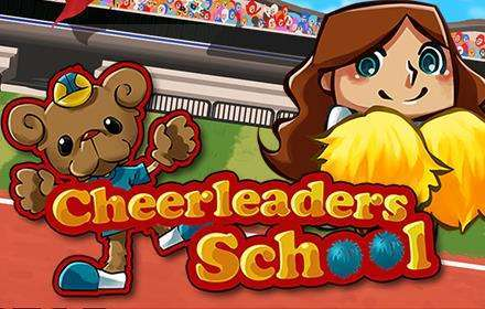 banner-Cheerleaders School