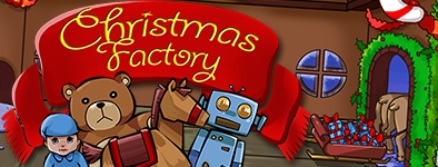 Play free game Christmas Factory
