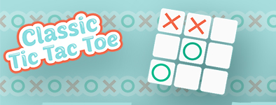 Play free game Classic Tic Tac Toe