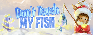 Play free game Don't touch my fish