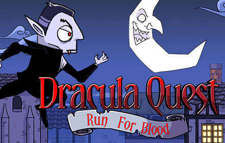 banner-Dracula Quest : Run For Blood