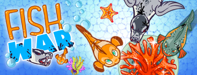 Play free game Fish War