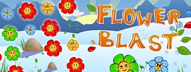 Play free game Flower Blast