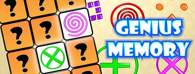 Play free game Genius Memory