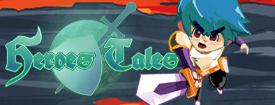 Play free game Hero Tales