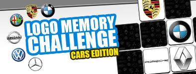 Play free game Logo Memory : Cars Edition
