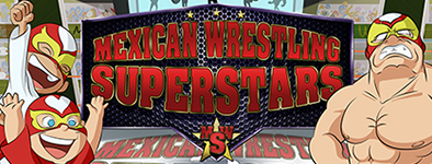 Play free game Mexican Wrestler Superstars