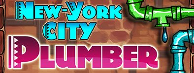 Play free game Newyork City Plumber