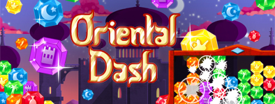 Play free game Oriental Dash