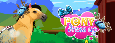 Play free game Pony Dress Up