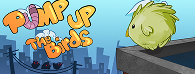 Play free game Pump Up the Birds
