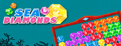 Play free game Sea Diamonds Challenge