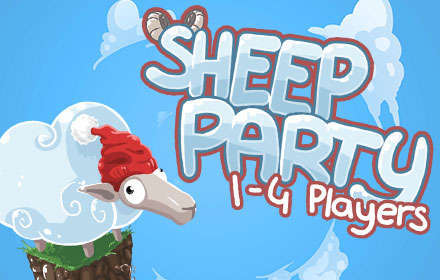 banner-Sheep Party