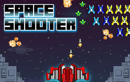 banner-Space Shooter