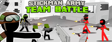 Play free game Stickman Army : Team Battle