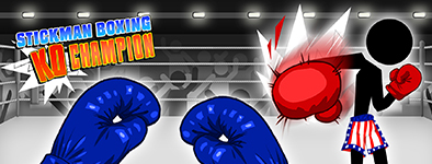 Play free game Stickman Boxing KO Champion