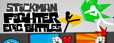 Play free game Stickman Fighter: Epic Battles