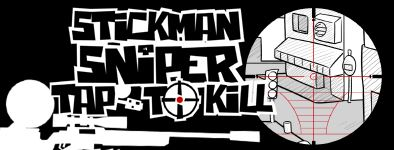 Play free game Stickman sniper : Tap to kill