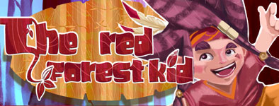Play free game The red forest kid