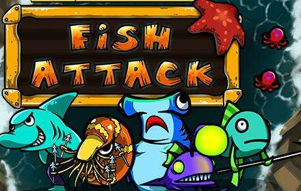 banner-Tower defense : Fish attack