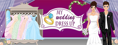 Play free game Wedding Dress Up